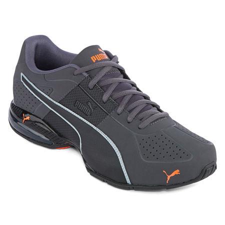 Puma Cell Surin 2 Mens Athletic Shoes, 8 1/2 Medium, Gray