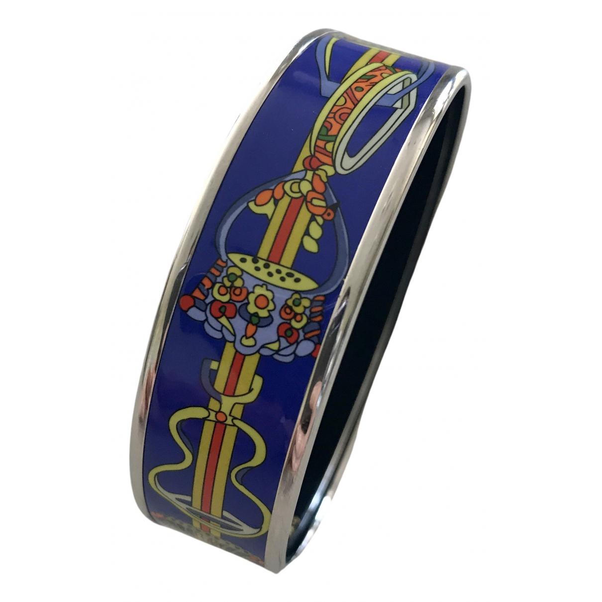 Hermes - Bracelet   pour femme en autre - bleu