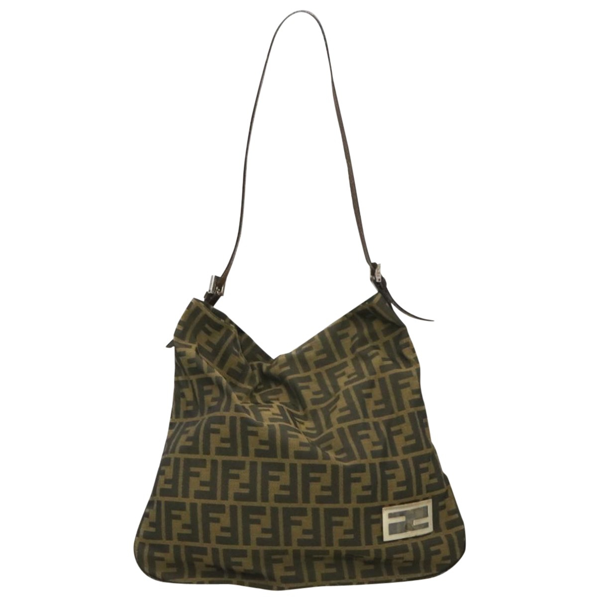 Fendi N Cloth handbag for Women N