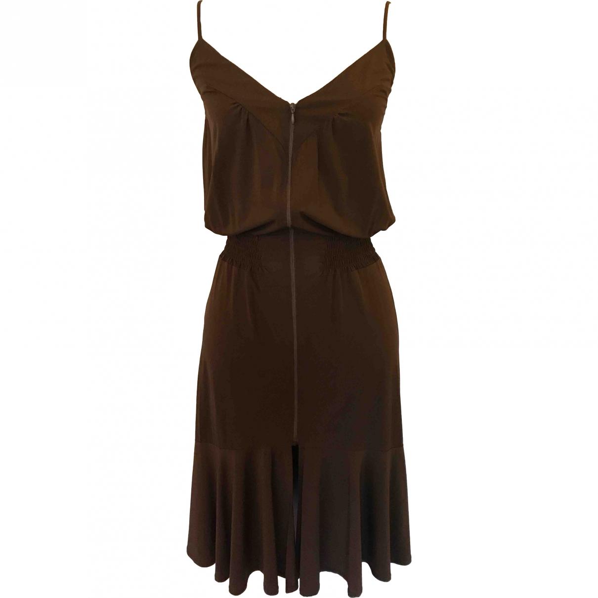 Sport Max \N Brown dress for Women M International