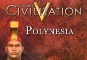 Sid Meiers Civilization V - Polynesian Civilization Pack DLC Steam CD Key
