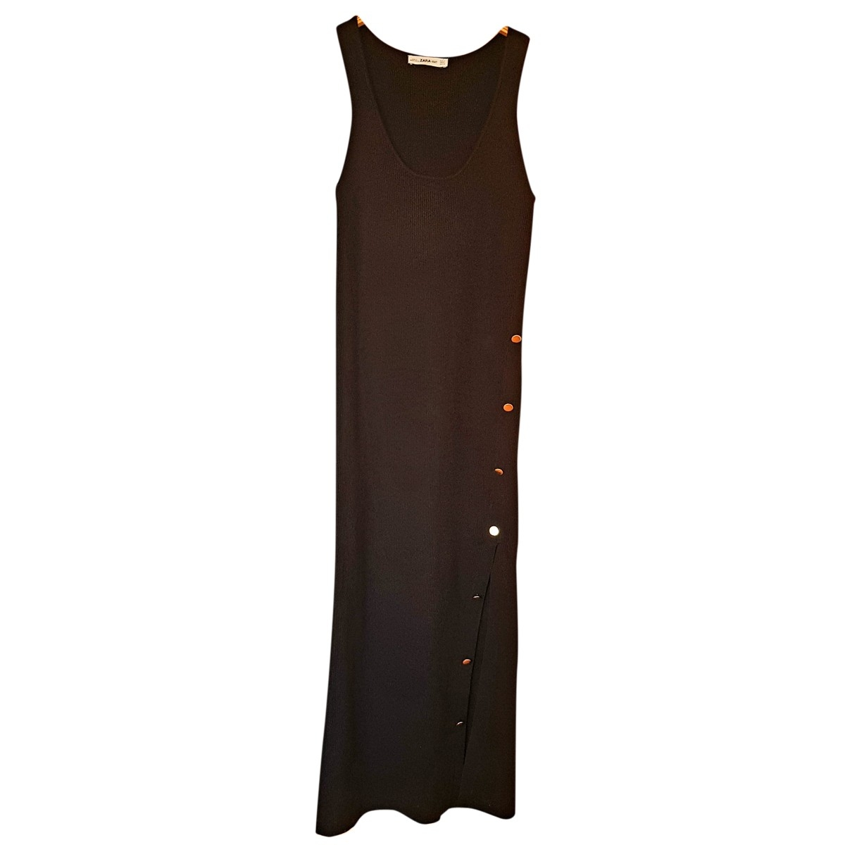 Zara \N Black Cotton dress for Women M International