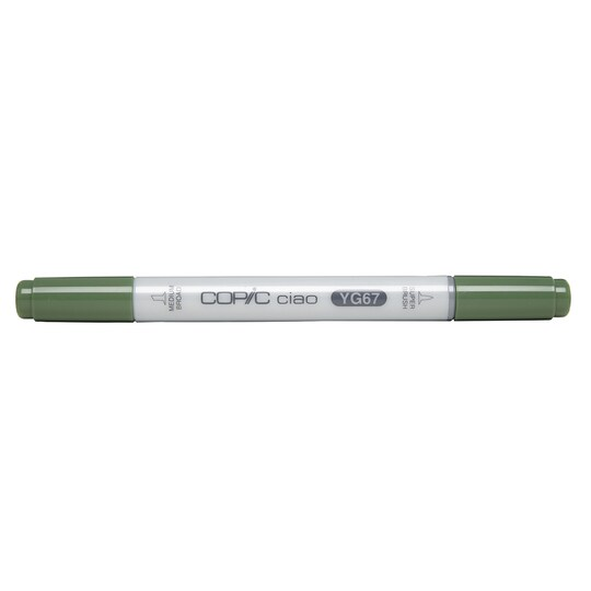 Copic® Ciao Marker, Yellow Greens in Yg67 Moss | Michaels®