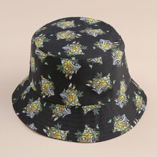 Car Graphic Bucket Hat