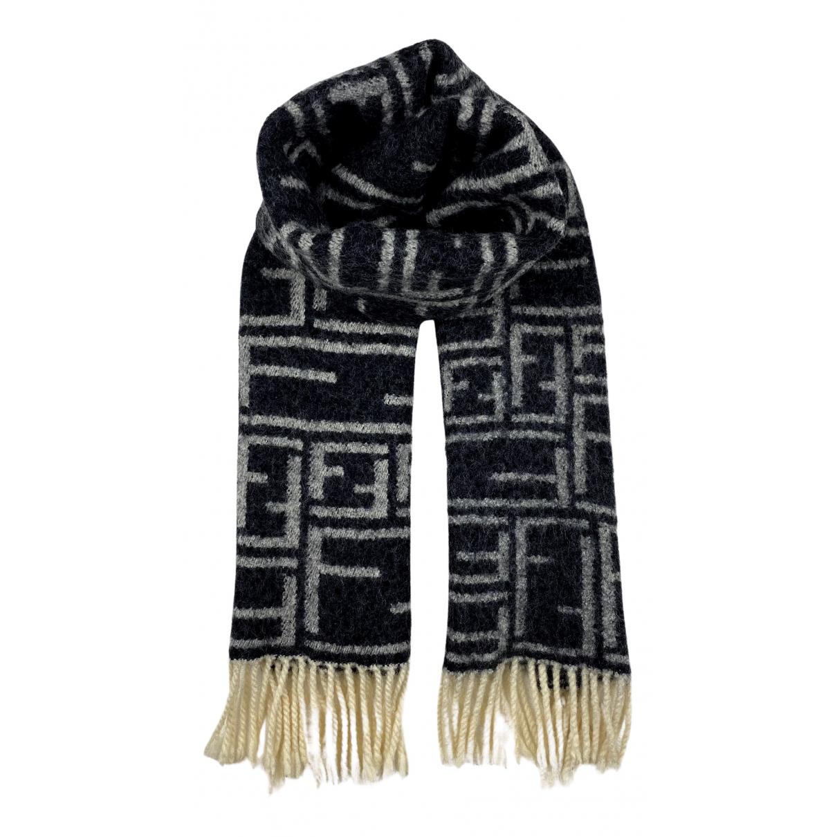 Fendi N Multicolour Wool scarf & pocket squares for Men N