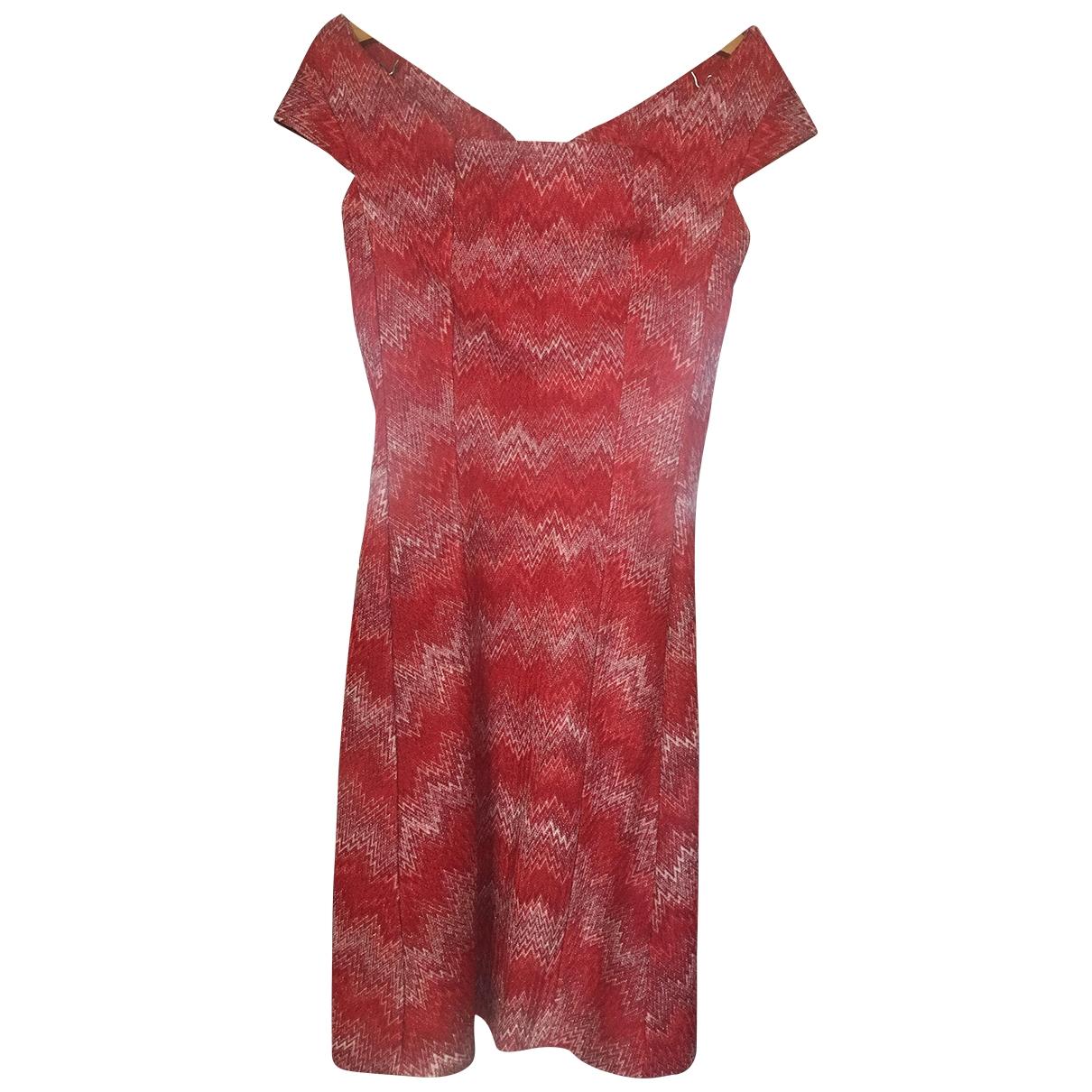 Missoni - Robe   pour femme - rouge