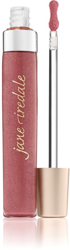 PureGloss Lip Gloss - Iced Mocha (shimmering bronze pink)