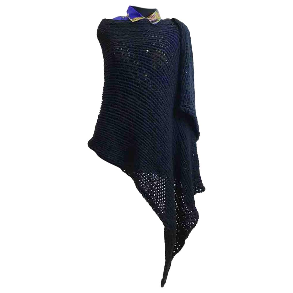 Twin Set N Black Wool Knitwear for Women S International