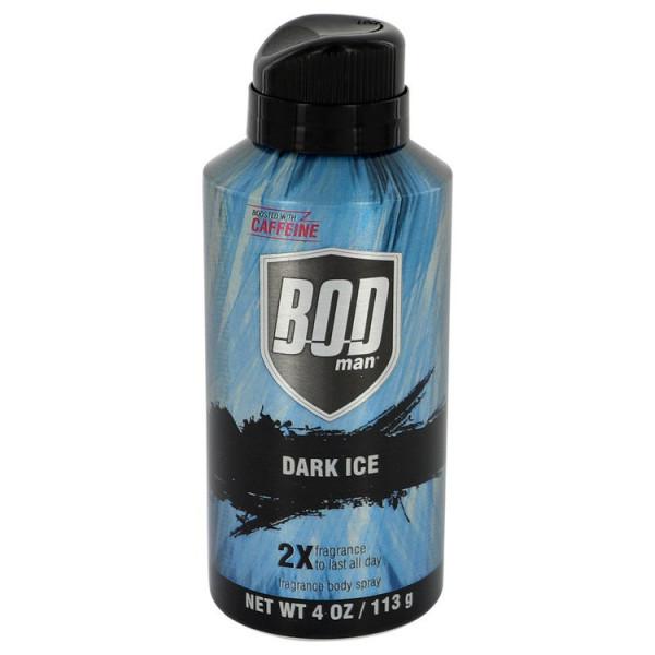 Bod Man Dark Ice - Parfums De Coeur Korperspray 120 ml