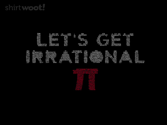 Irrational T Shirt