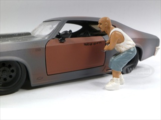 Auto Thief Figure For 124 Diecast Car Models by American Diorama
