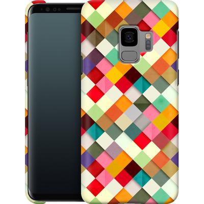 Samsung Galaxy S9 Smartphone Huelle - Pass This On von Danny Ivan