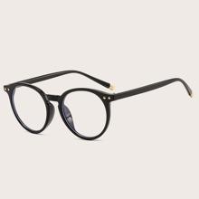 Brille mit Rahmen aus Acryl