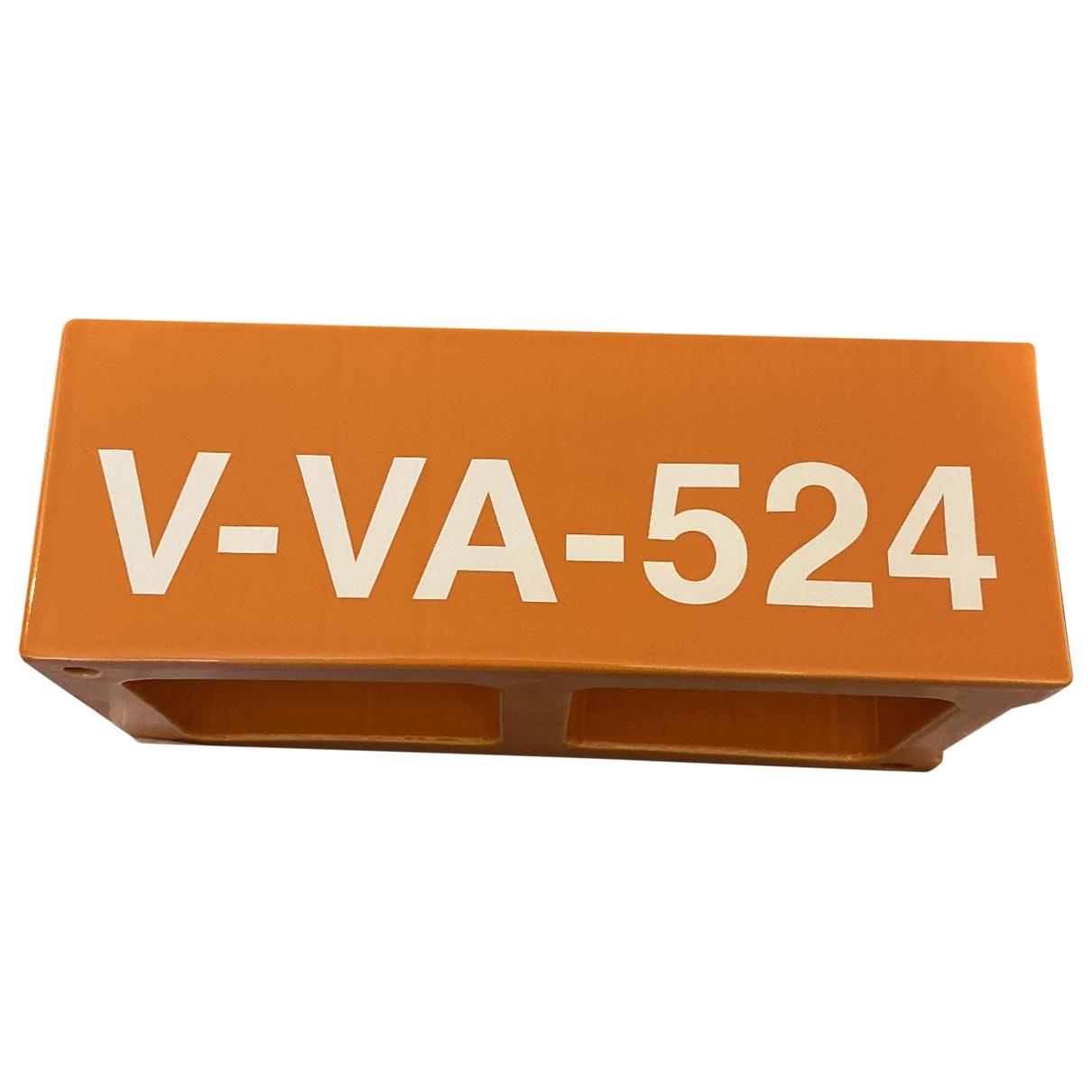 Virgil Abloh X Vitra - Objets & Deco   pour lifestyle en ceramique - orange