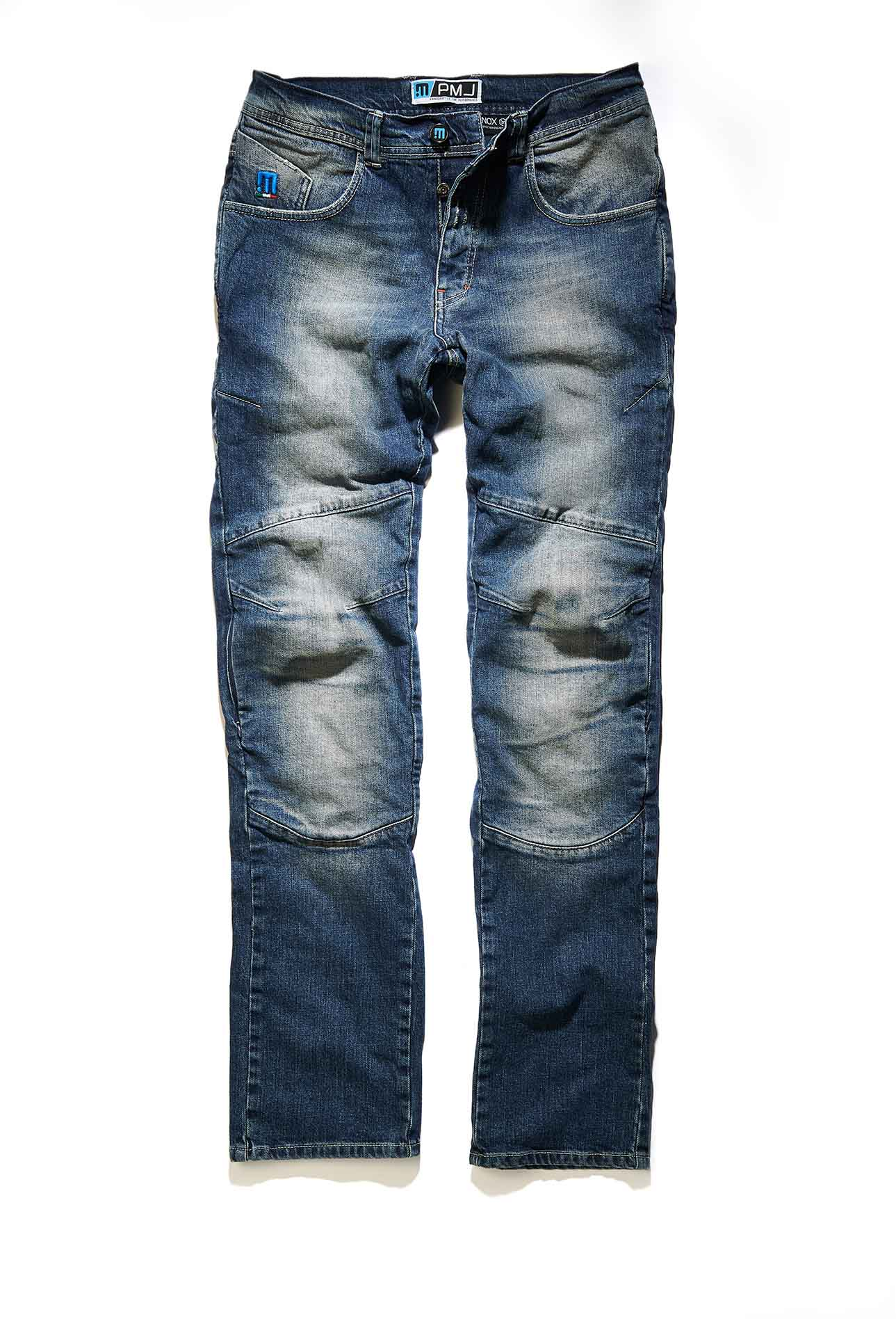 Promojeans PMJ Vegas Denim Medio Motorcycle Jeans 34