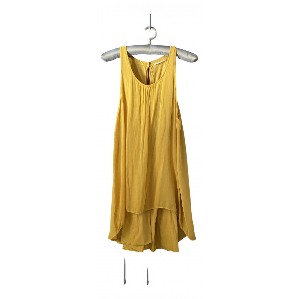 Ottodame - Robe   pour femme en coton - elasthane