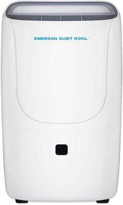 EAD20E1T Emerson Quiet Kool 20-Pint Dehumidifier with Continuous Drain Operation  Washable Filter  Electronic Control  Low Temperature Operation
