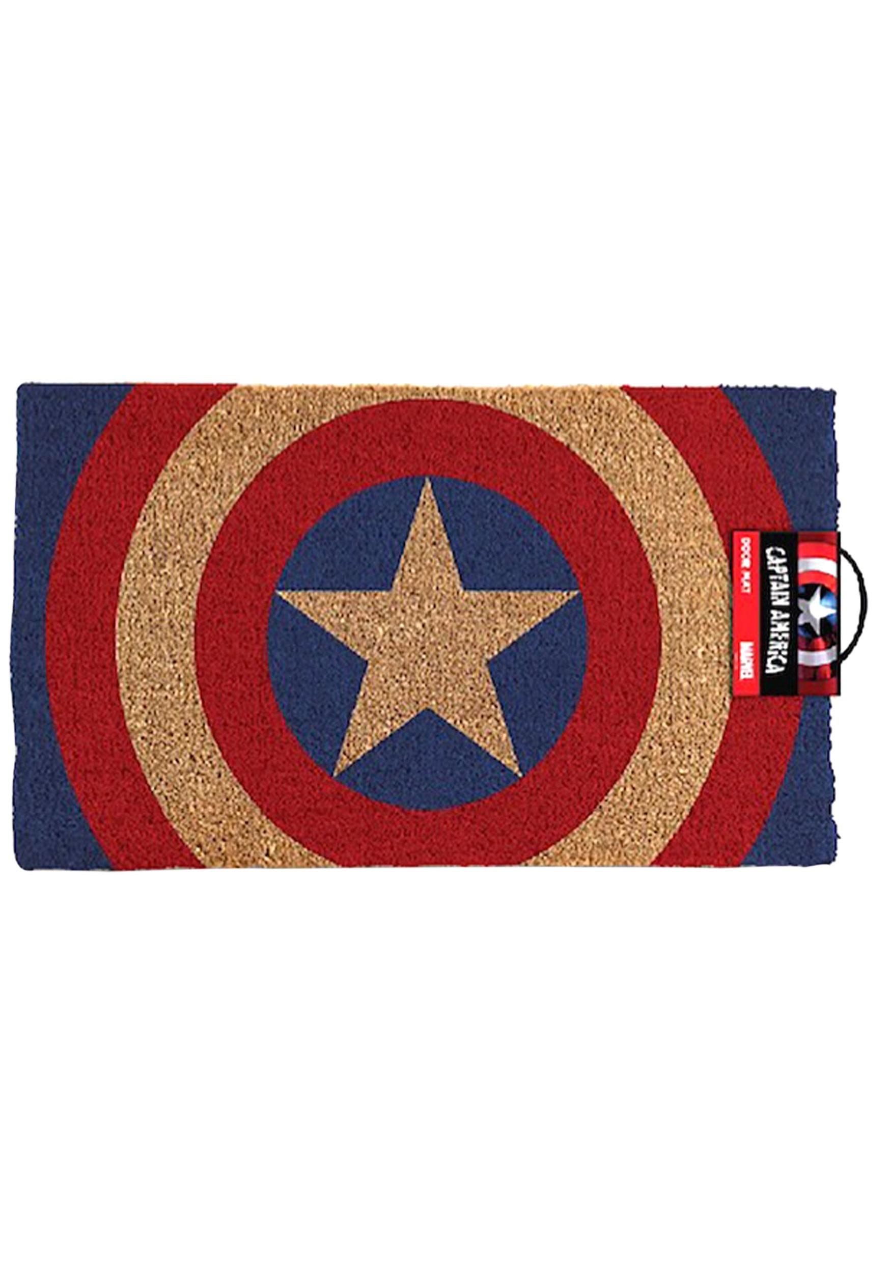 Marvel Captain America Shield Doormat