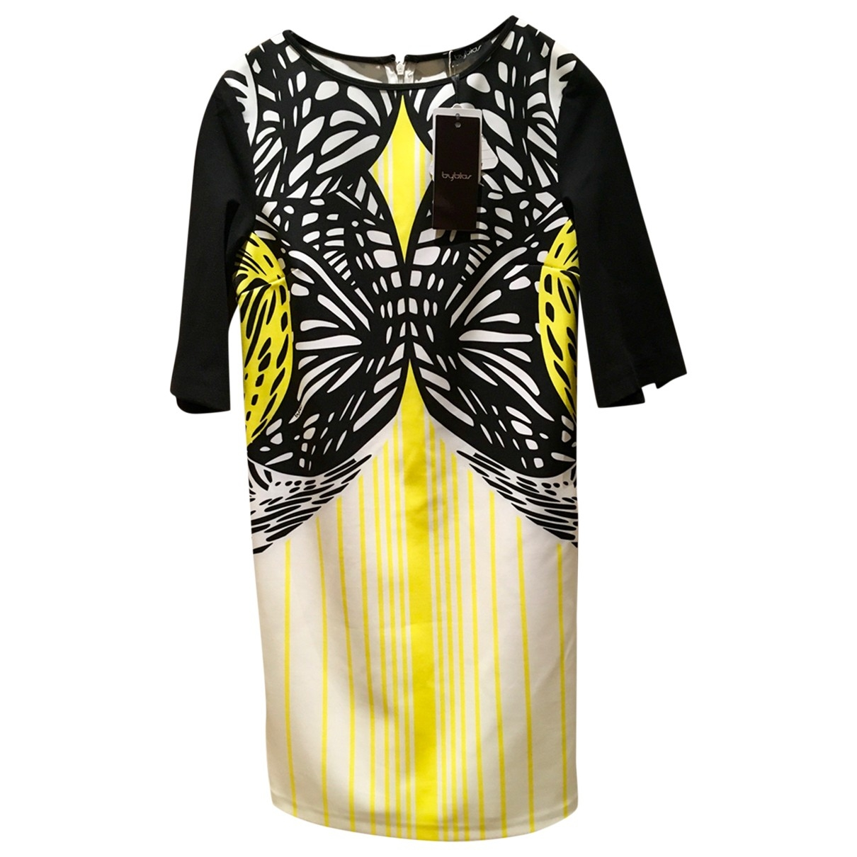 Byblos \N Yellow dress for Women 40 IT