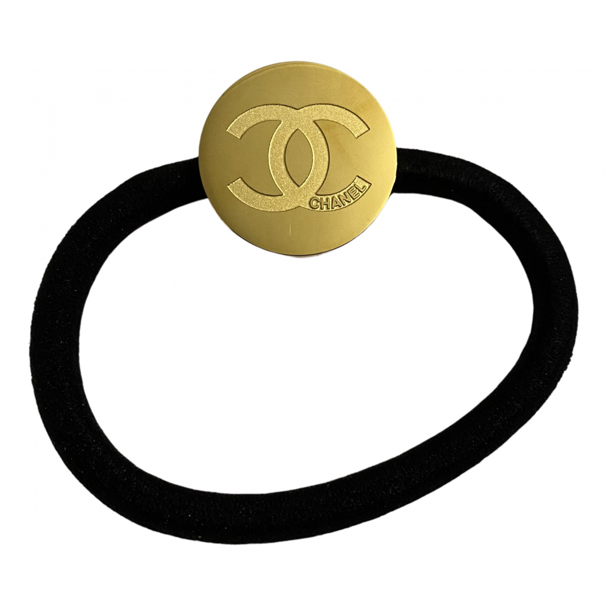 Chanel \N Haarschmuck in  Gold Metall