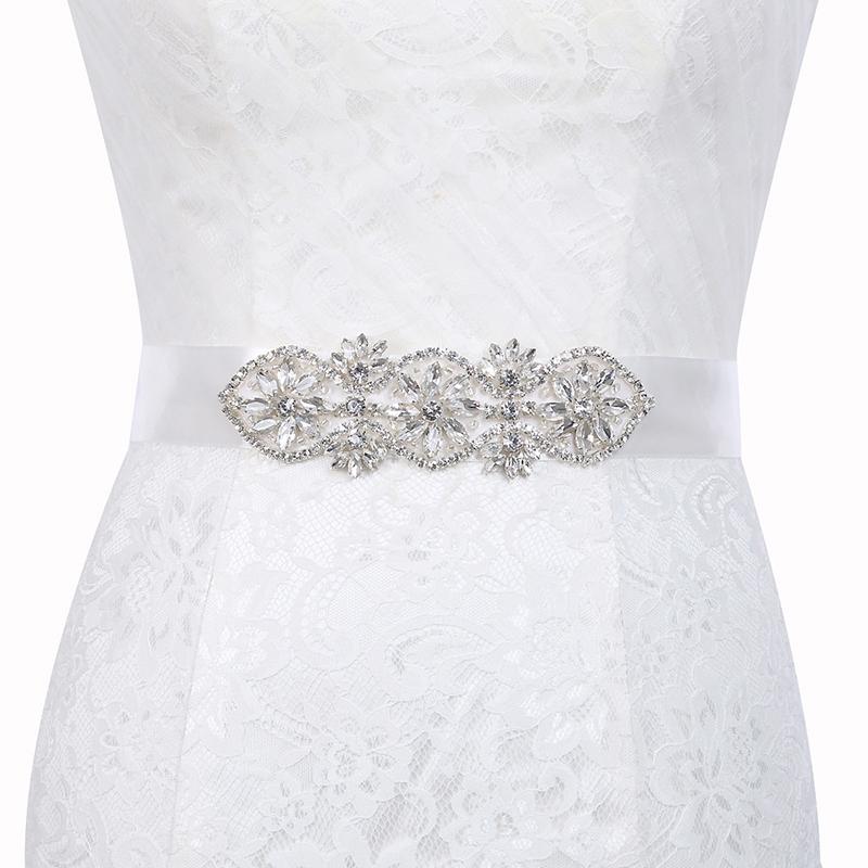 Ericdress Wide Belt(>4cm) Polyester Mosaic Bridal Belts