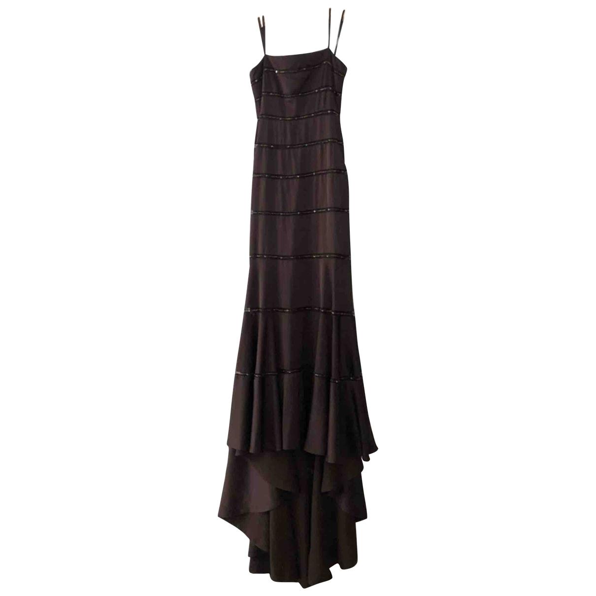 Bcbg Max Azria \N Brown dress for Women 6 US