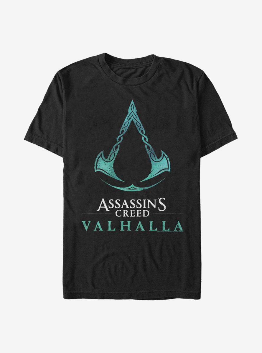 Assassin's Creed Valhalla Valhalla Icon Logo T-Shirt