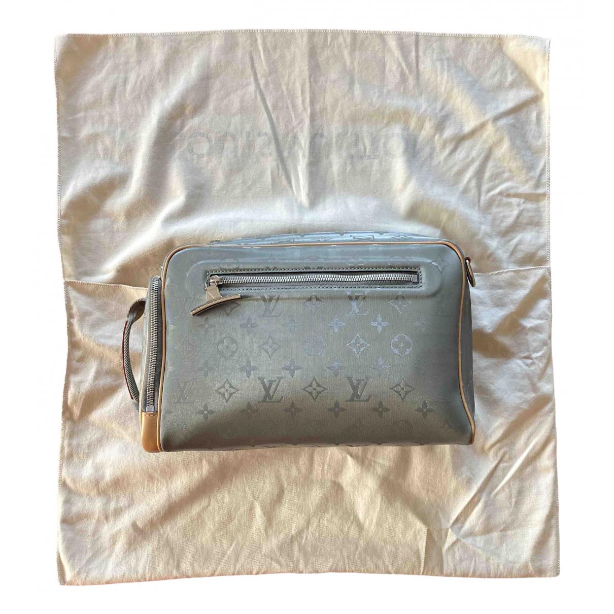 Louis Vuitton - Petite maroquinerie   pour homme - argente