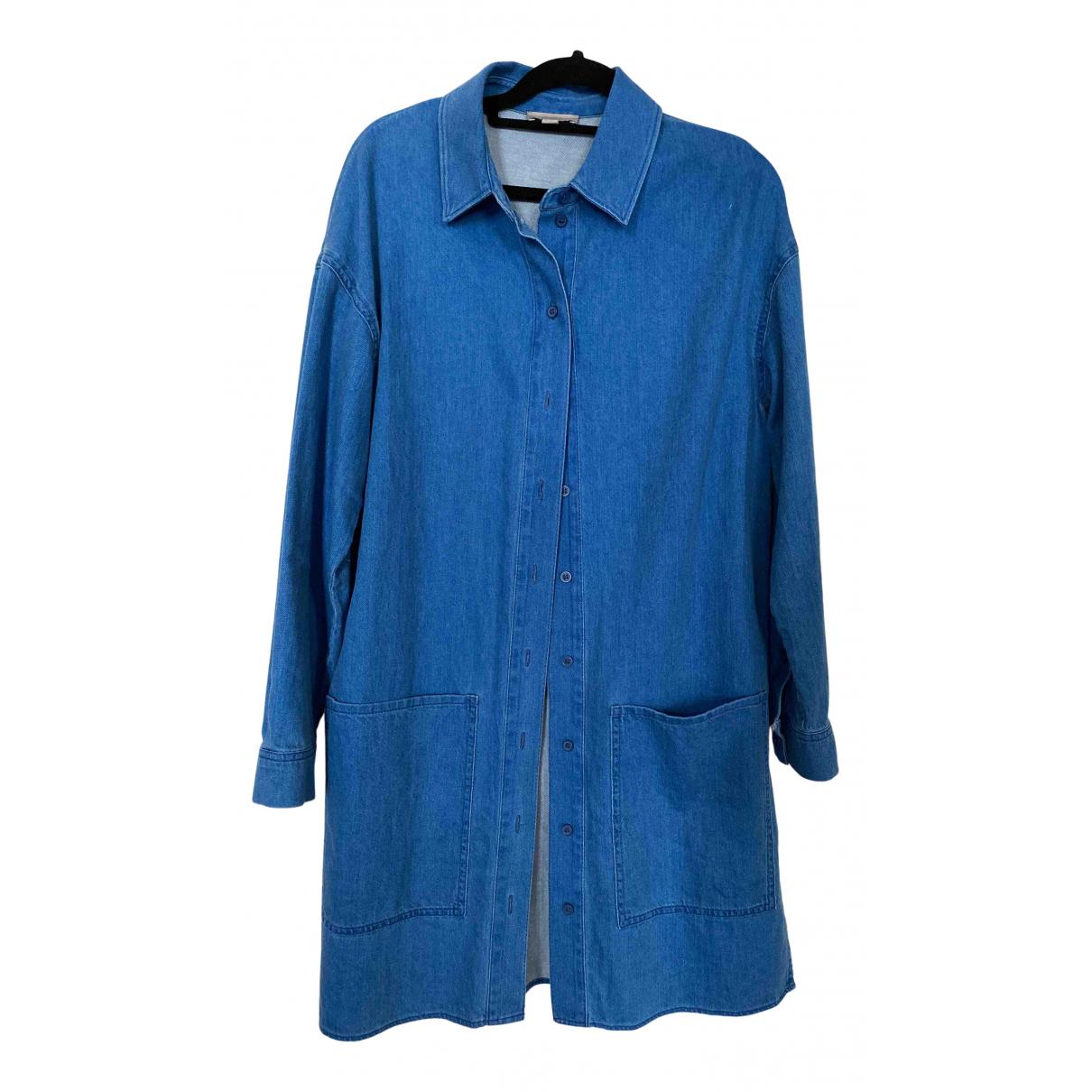 Cos N Blue Denim - Jeans  top for Women 34 FR