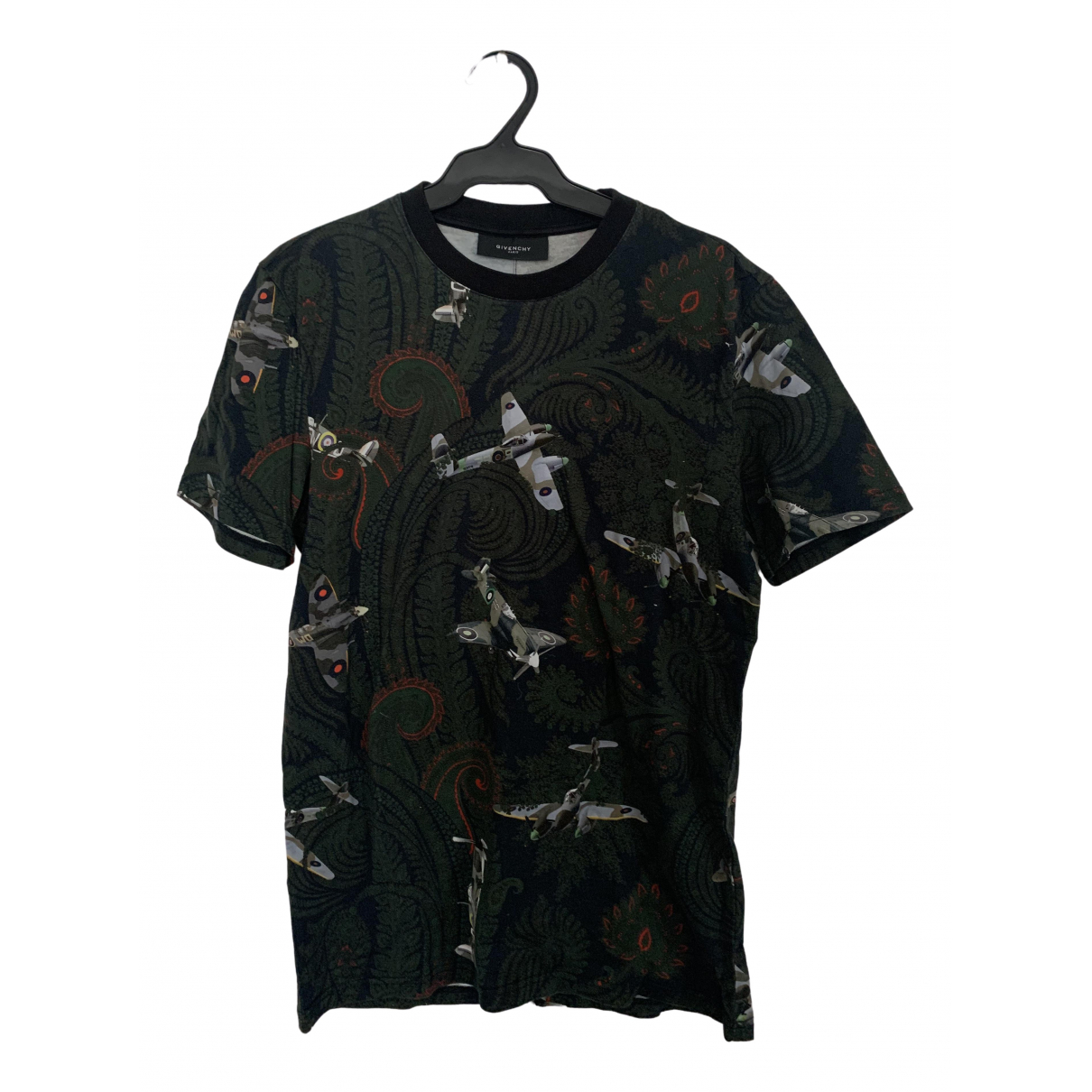 Givenchy \N T-Shirts in  Bunt Baumwolle