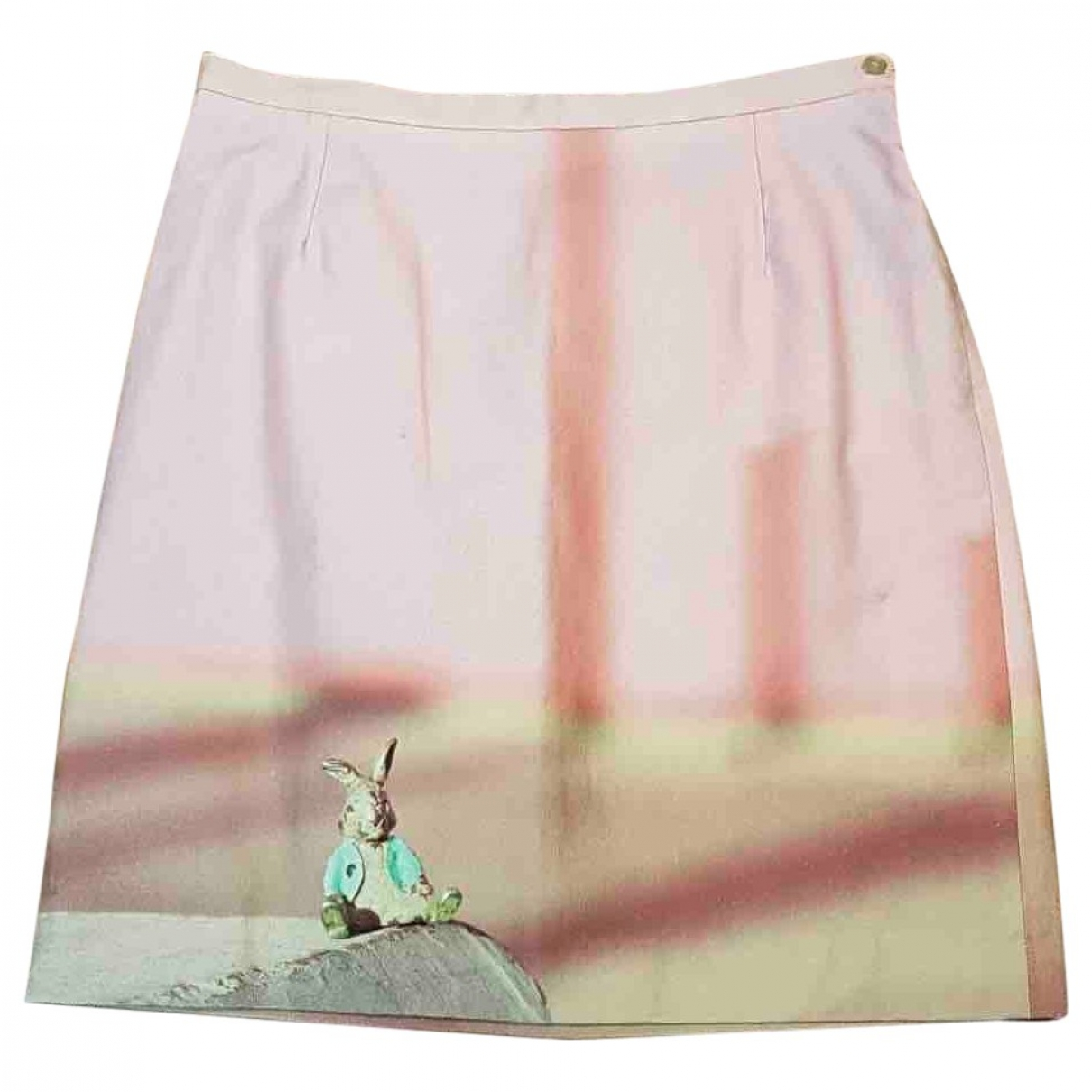 Paul Smith \N Multicolour Cotton skirt for Women 44 IT