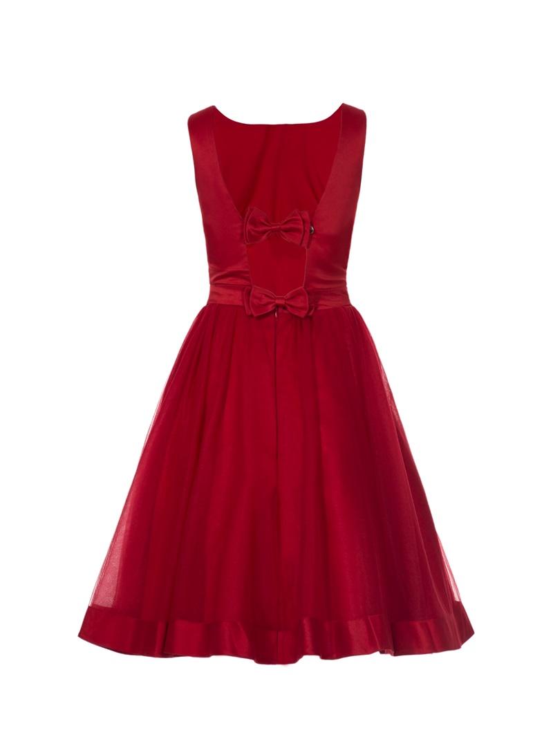 Ericdress A-Line Bowknot Short Homecoming Dress