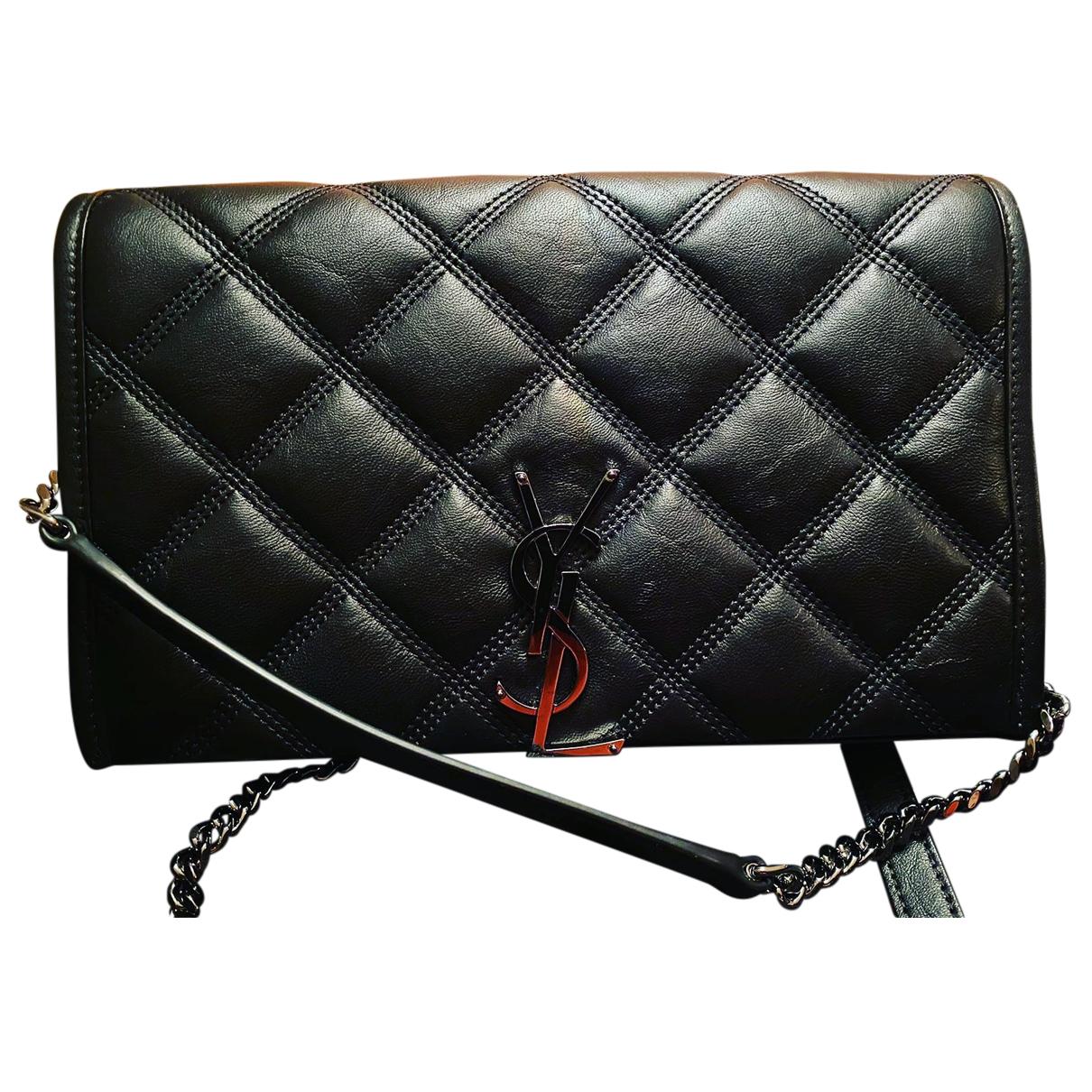 Saint Laurent N White Leather handbag for Women N