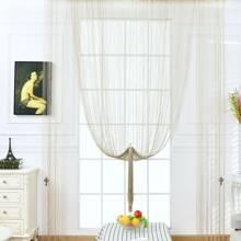 Einfacher Linear Vorhang