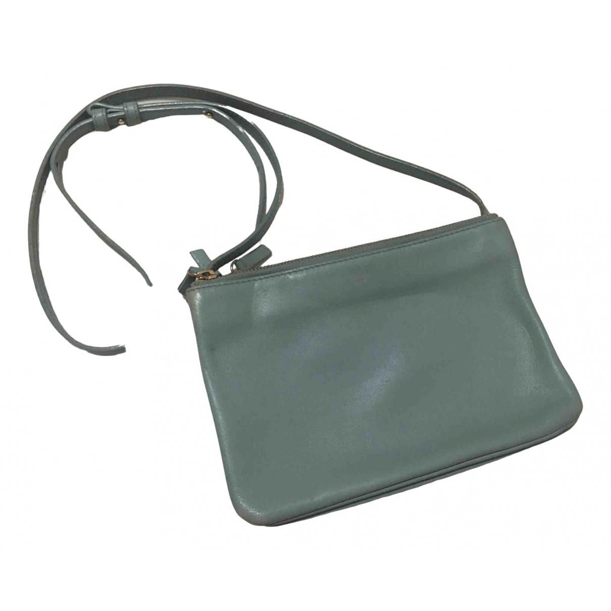 Celine Trio Leather handbag for Women N