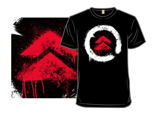 The Ghost Emblem T Shirt