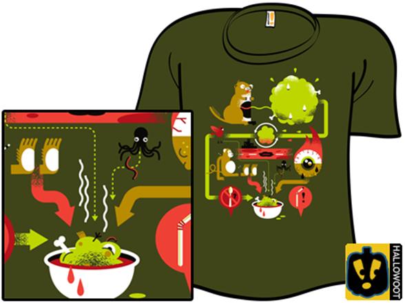 Gopher Guts T Shirt