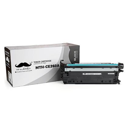Compatible HP 647A CE260A cartouche de toner noire - Moustache®