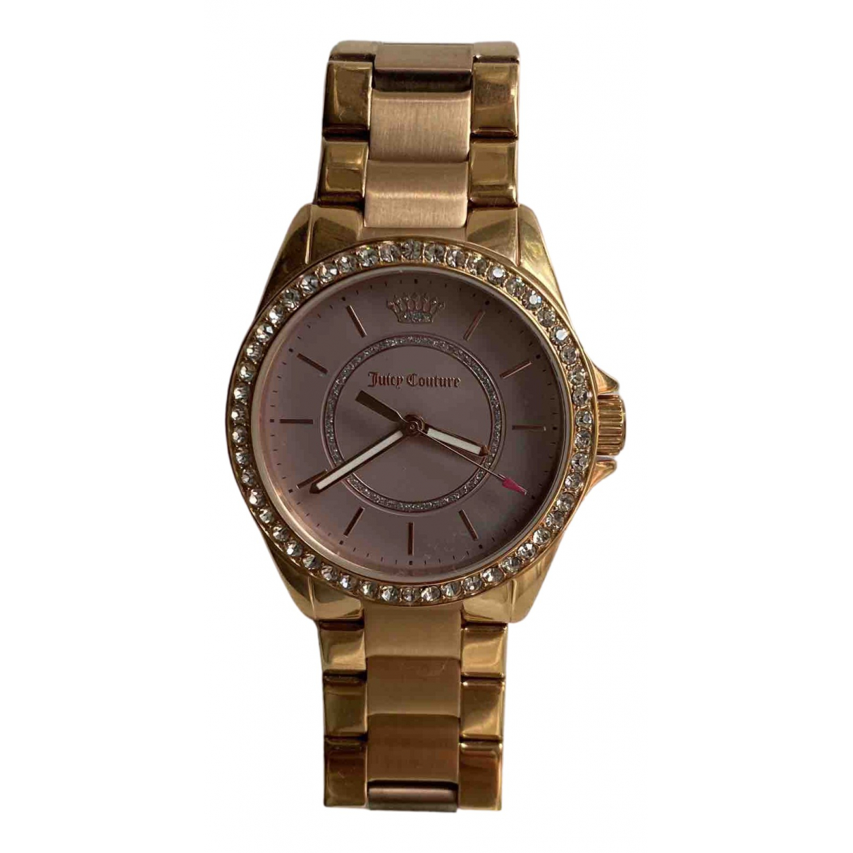 Juicy Couture N Gold watch for Women N