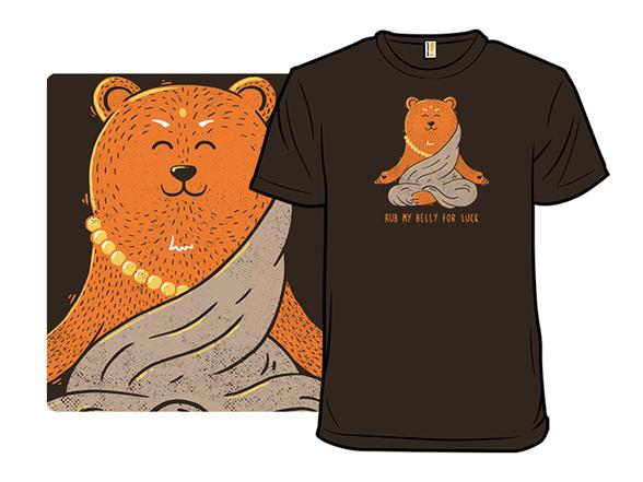 Buddha Bear T Shirt