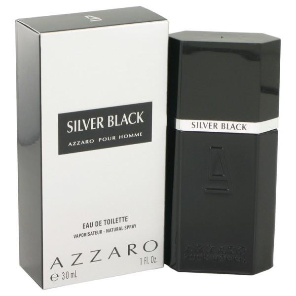 Silver Black - Loris Azzaro Eau de toilette en espray 30 ML