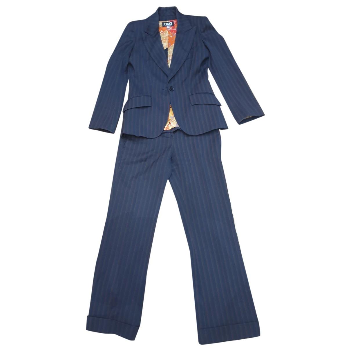 D&g \N Multicolour Wool dress for Women 40 IT