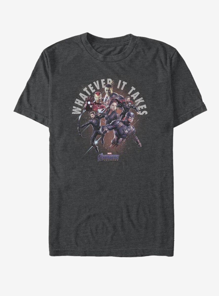 Marvel Avengers: Endgame Heroes Sacrifice T-Shirt