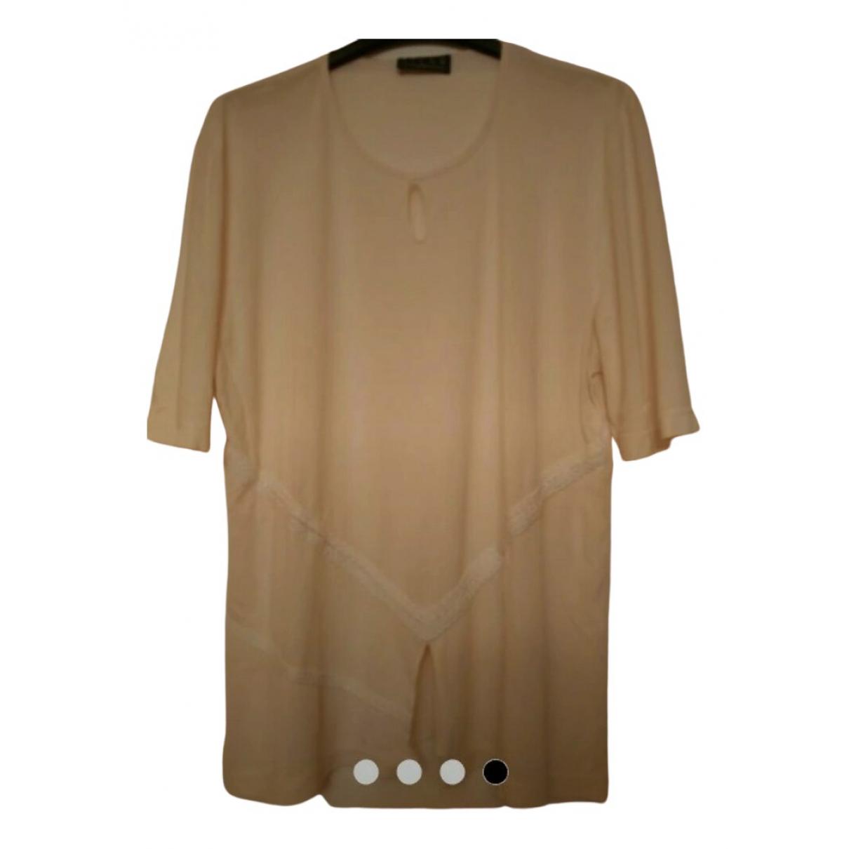 - Top   pour femme - beige