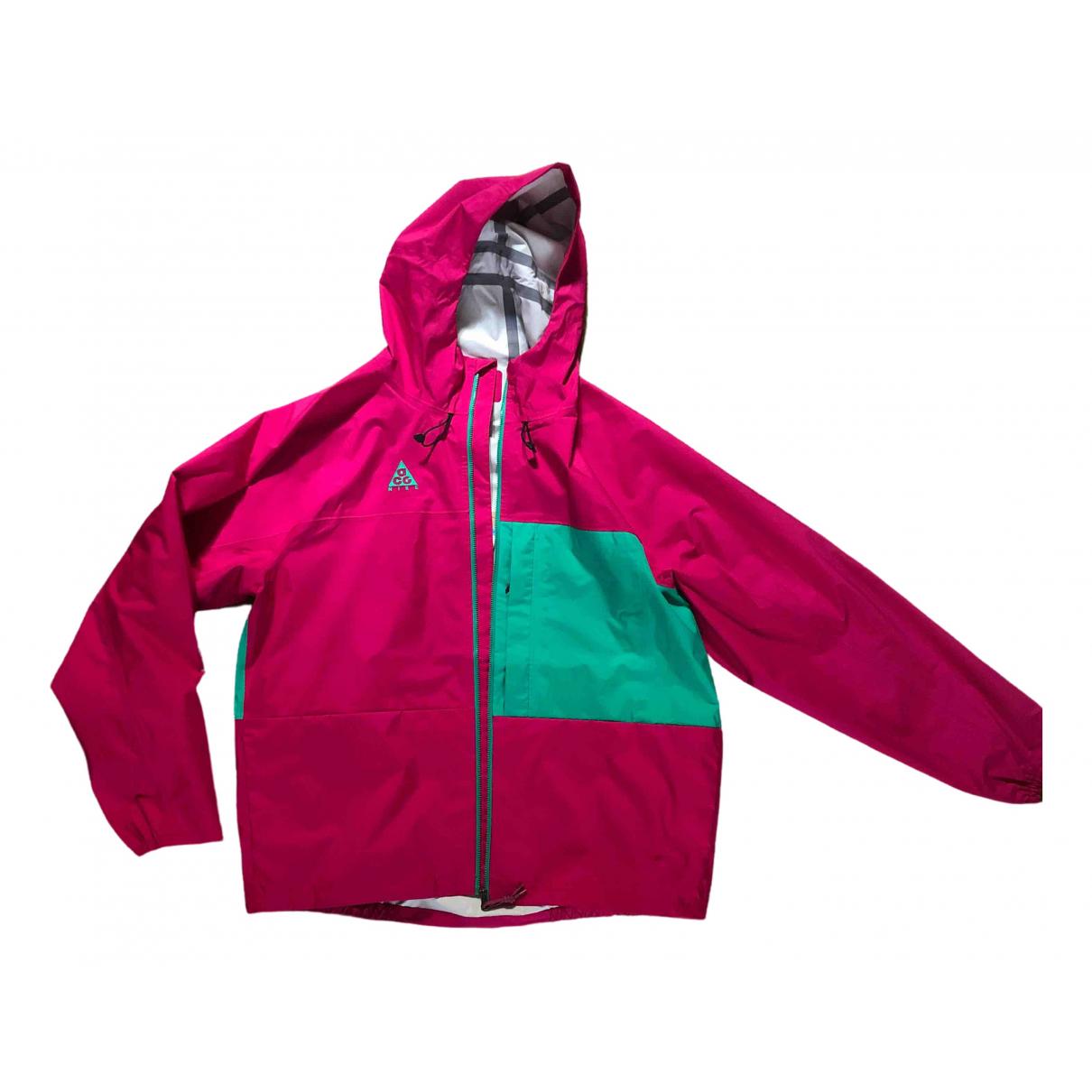 Nike Acg \N Pink jacket for Women M International