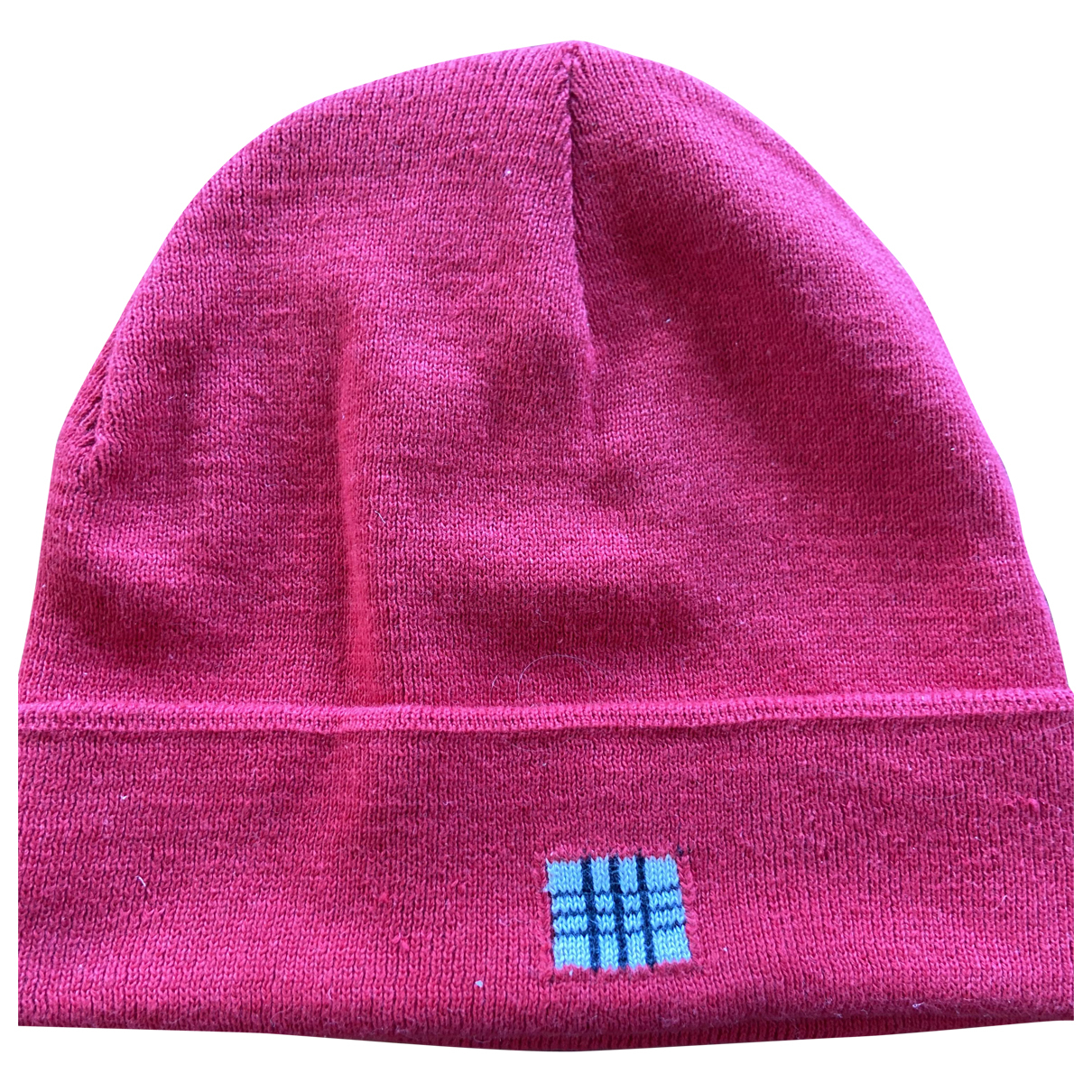 Burberry N Red Cotton hat for Women M International