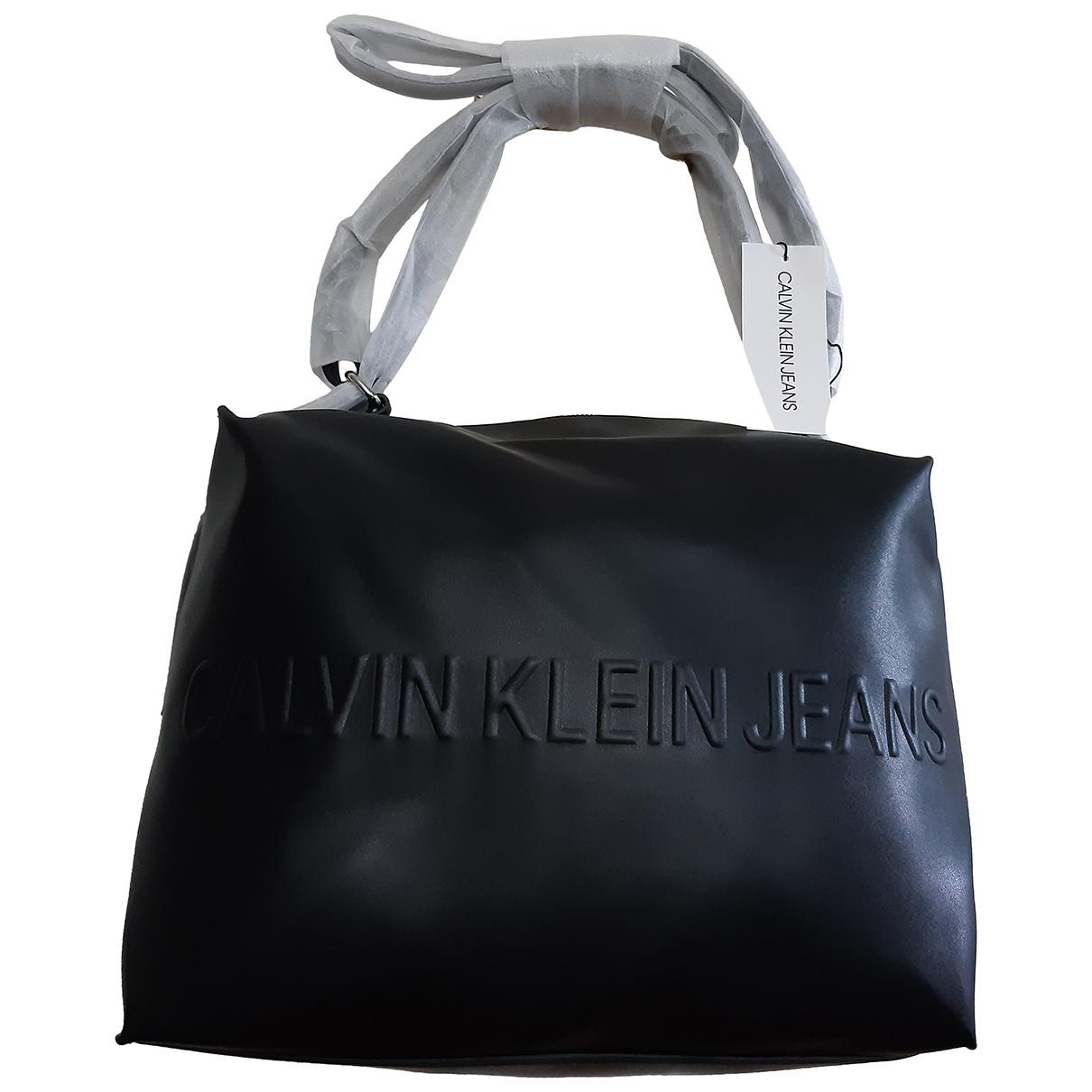 Calvin Klein - Sac a main   pour femme - noir