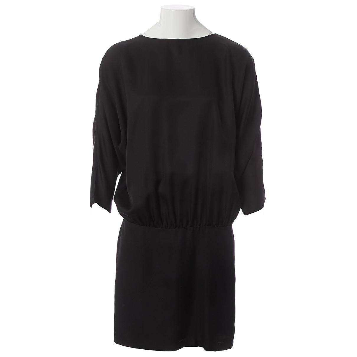 Mini vestido de Seda Maison Martin Margiela