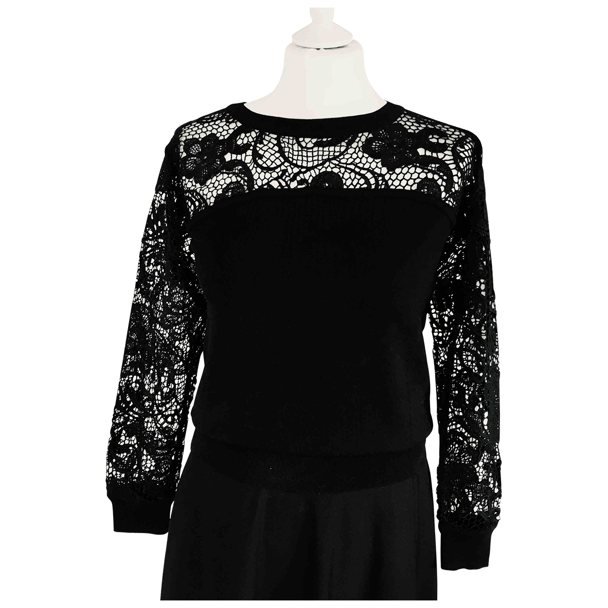 Karen Millen \N Black Knitwear for Women S International