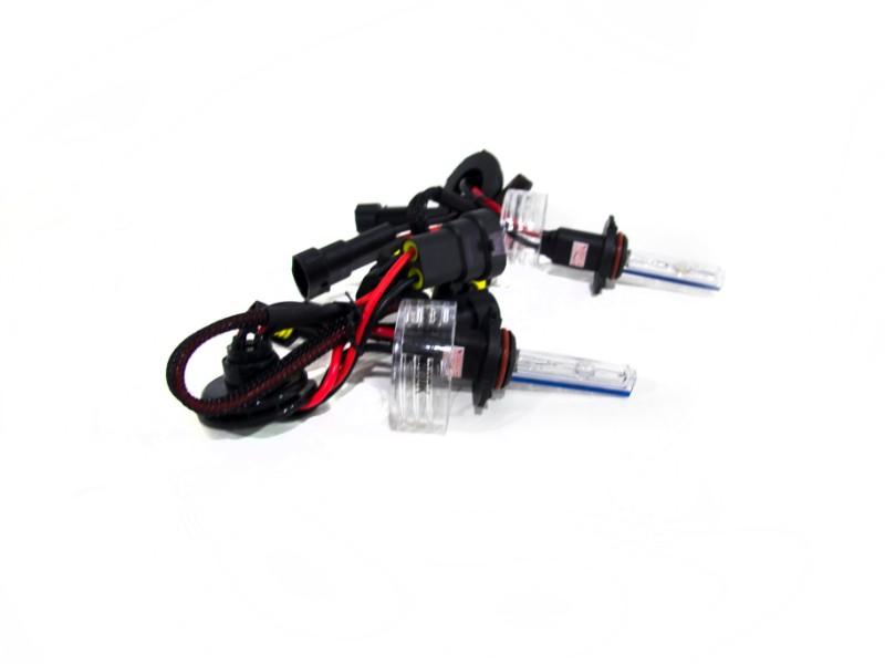 Race Sport Lighting 9005-5K-SB-RB 9005 5K Single Beam HID Replacement Bulbs